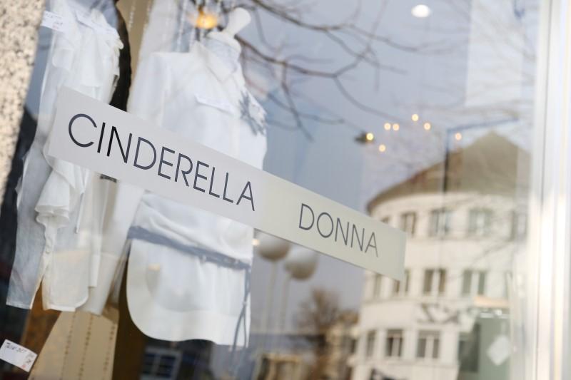 Cinderella Donna Chur