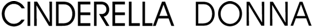 Cinderella Donna Logo